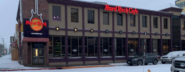 (Downtown, Anchorage, AK) Scooter's 1425th bar, first visited in 2019. I came in here specifically just to get my brother a hat, but decided to have a beer to make...