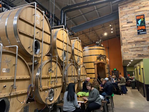 Anchorage Brewing Company, Anchorage