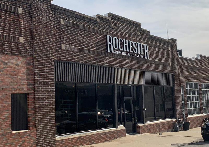 Rochester Brewing and Roasting Company, Kansas City