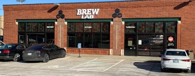 (Downtown, Overland Park, KS) Scooter's 1430th bar, first visited in 2020. A restaurant & brewery, in the heart of downtown Overland Park, that also allows home brewers to come in...
