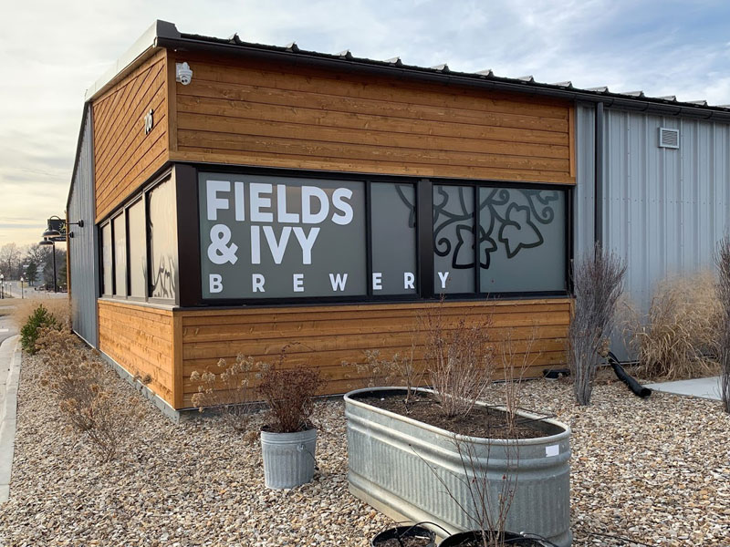 Fields & Icy Brewery, Lawrence