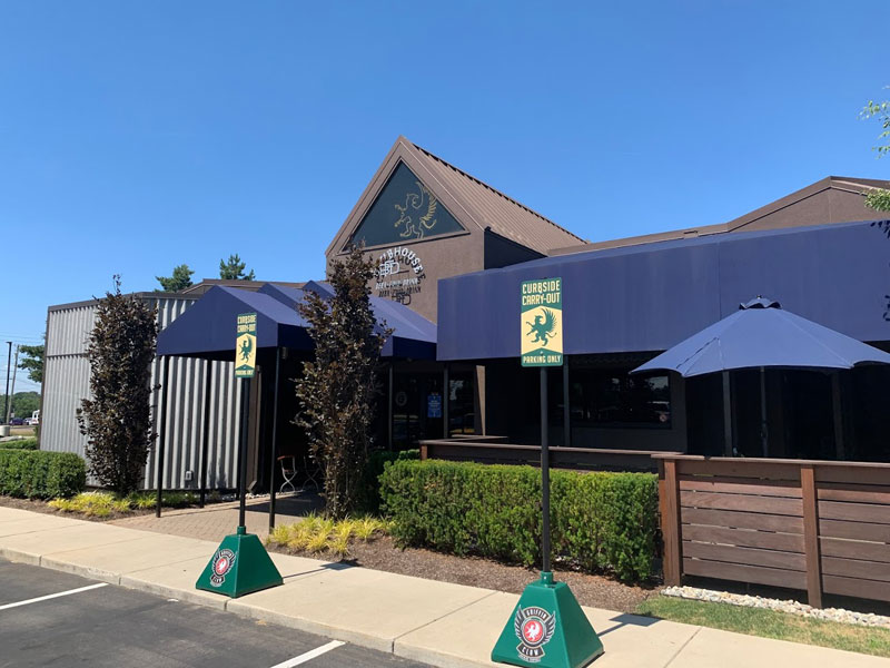 Griffin Claw Clubhouse, Rochester Hills