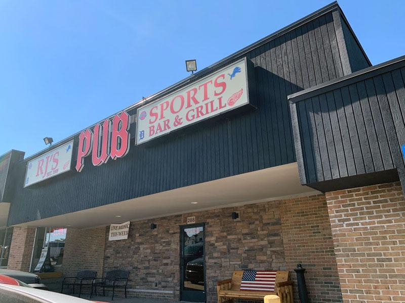 RJ's Pub, Rochester Hills