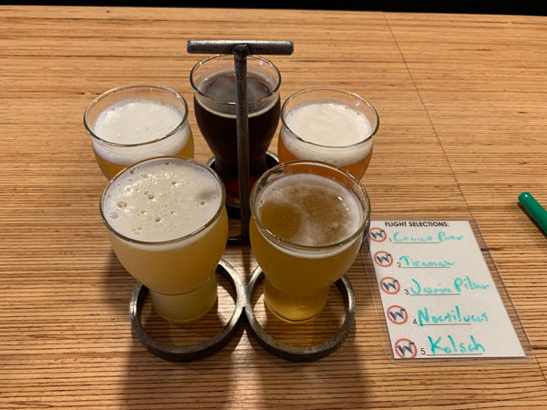 Wind Shift Brewing, Blue Springs