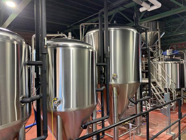 River Bluff Brewing, St Joseph