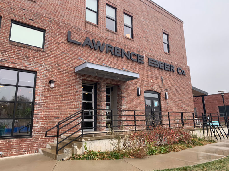 Lawrence Beer Company, Lawrence