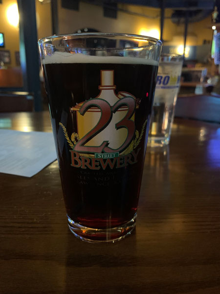 23rd Street Brewery, Lawrence