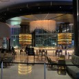 (Downtown, Kansas City, MO) Scooter's 1452nd bar, first visited in 2021. The bar in the main lobby of the new Loew's Hotel. The bar features split-level seating areas with an...