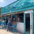 (North Captiva, FL) Scooter's 1456th bar, first visited in 2021. A mostly outdoor bar (there's a few seats inside) next to the Mainstay restaurant, located near the airstrip on North...