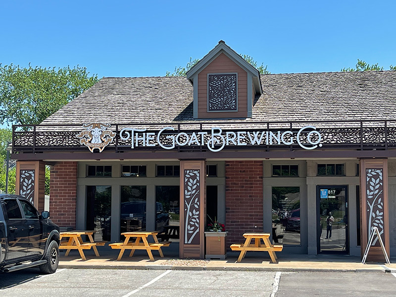 The Goat Brewing Company, Lee's Summit