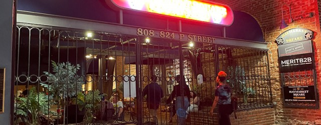 (Downtown, Lincoln, NE) Scooter's 1467th bar, first visited in 2021. I would like to have spent more time here because it seems like a pretty cool place, but it was...