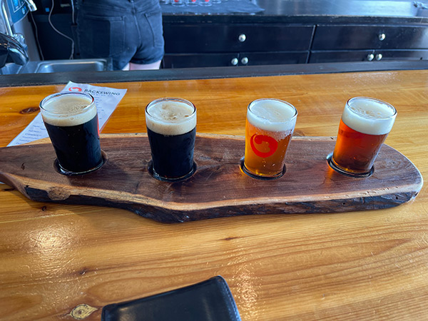 Backswing Brewing Company, Lincoln