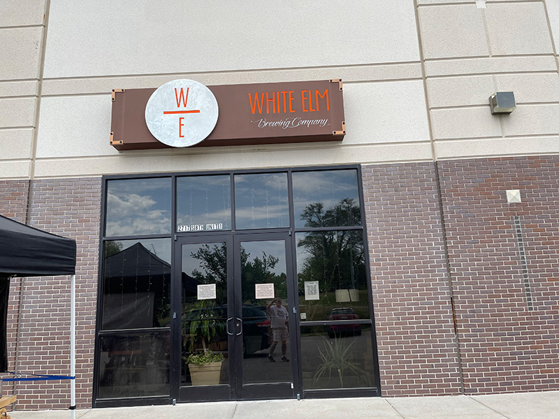 White Elm Brewing Company, Lincoln