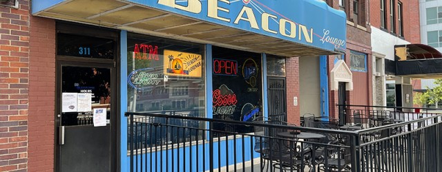 (Downtown, Lincoln, NE) Scooter's 1480th bar, first visited in 2021. Back on July 15, 2009, my friend Brandon and I were on the first day of a 5-day bar crawl....