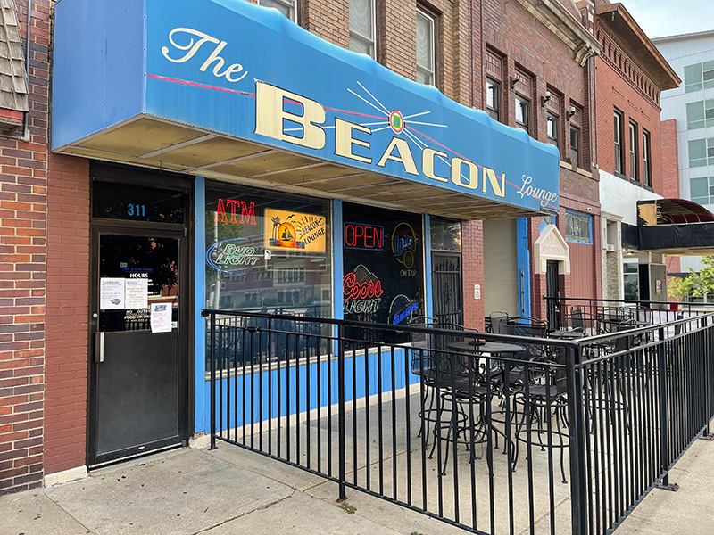 The Beacon Lounge, Lincoln