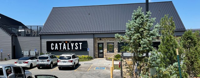 (Lincoln, NE) Formerly Local Kitchen + Patio Scooter's 1483rd bar, first visited in 2021. This big restaurant/brewery with a big patio is located in a relatively new shop[ping center in...