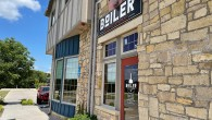 (Lincoln, NE) Scooter's 1485th bar, first visited in 2021. Boiler Brewing's second location, in the same shopping center as the two previous brewery tap rooms. I had the King Size...