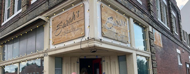 (Strawberry Hill, Kansas City, KS) Scooter's 1487th bar, first visited in 2021. We were taking some out of town friends around for drinks when my wife noticed this on the...