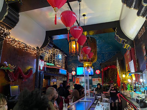 Li Po Cocktail Lounge, San Francisco