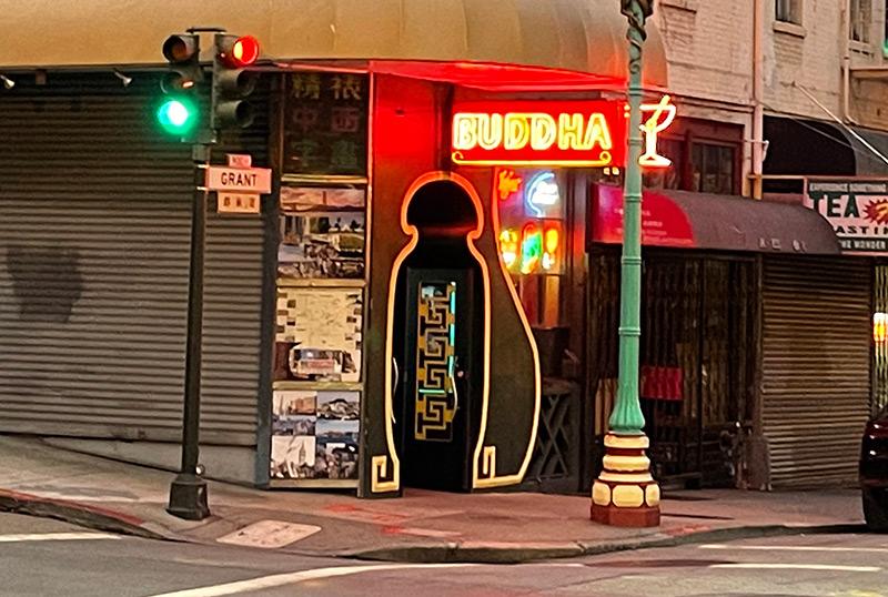 Buddha Lounge, San Francisco