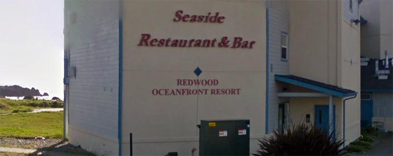 Seaside Restaurant & Bar, Crescent City