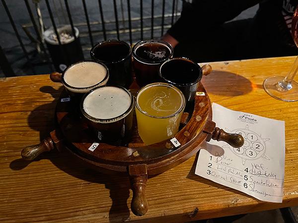 Port o' Pints Brewing Company, Crescent City